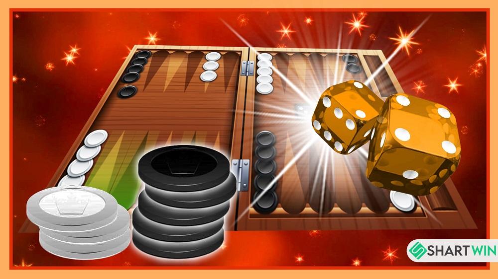 انواع مختلف بازی تخته نرد