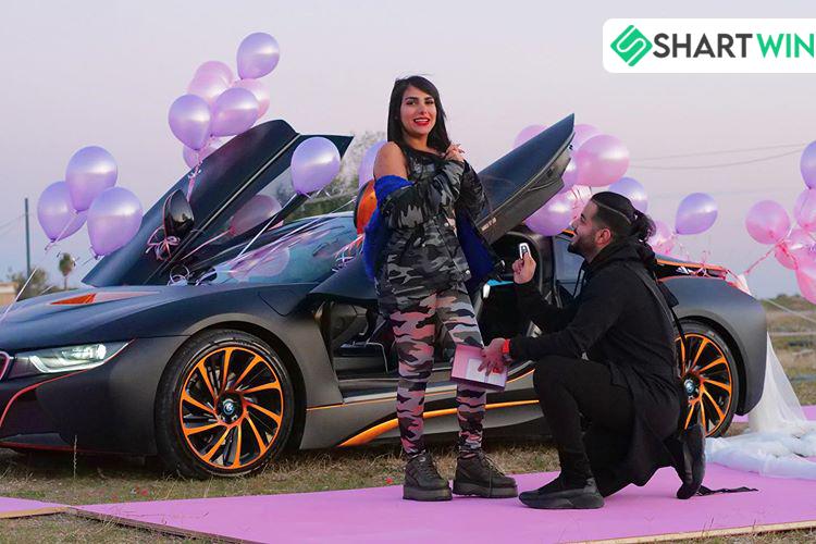 بیوگرافی میلاد حاتمی و همسرش سحر حاتمی