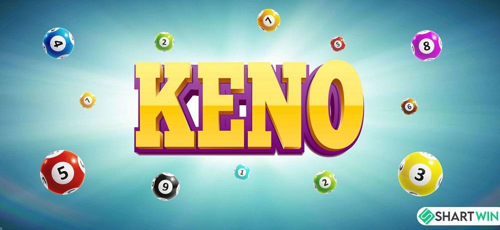 قوانین بازی کینو Keno